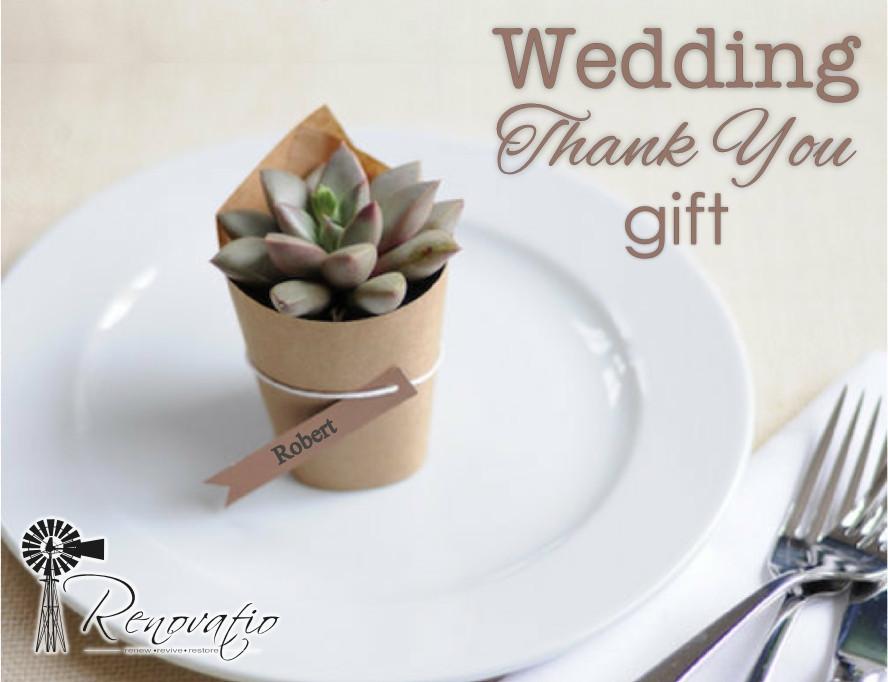 Wedding Thank You Gift Ideas  Wedding Thank You Gifts