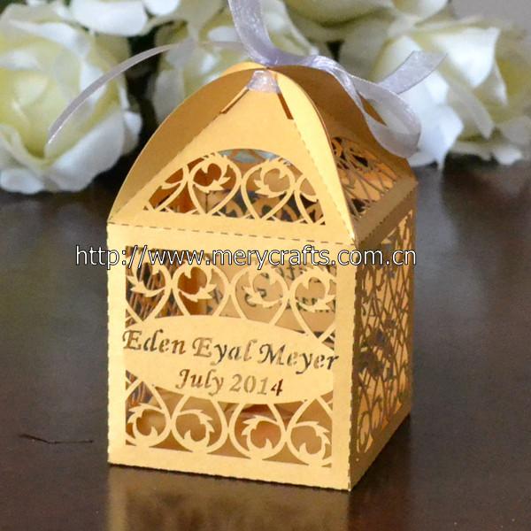 Wedding Thank You Gift Ideas  elegant & luxury wedding thank you ts box for guests