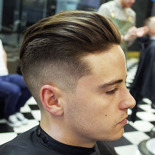 What Is An Undercut Hairstyle  Undercut Hairstyle For Men 2019