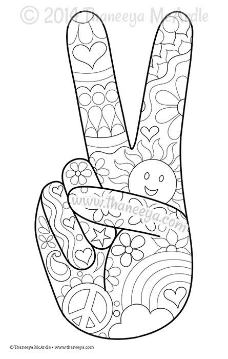 What To Do With Coloring Book Pages  Color Fun Coloring Page Blank by Thaneeya