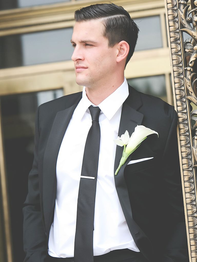 Which Hairstyle Suits Me Male App  Stylish Wedding Hairstyle Ideas for Men