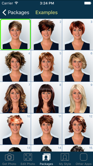 Which Hairstyle Suits Me Male App  Test Haircuts Your Face App