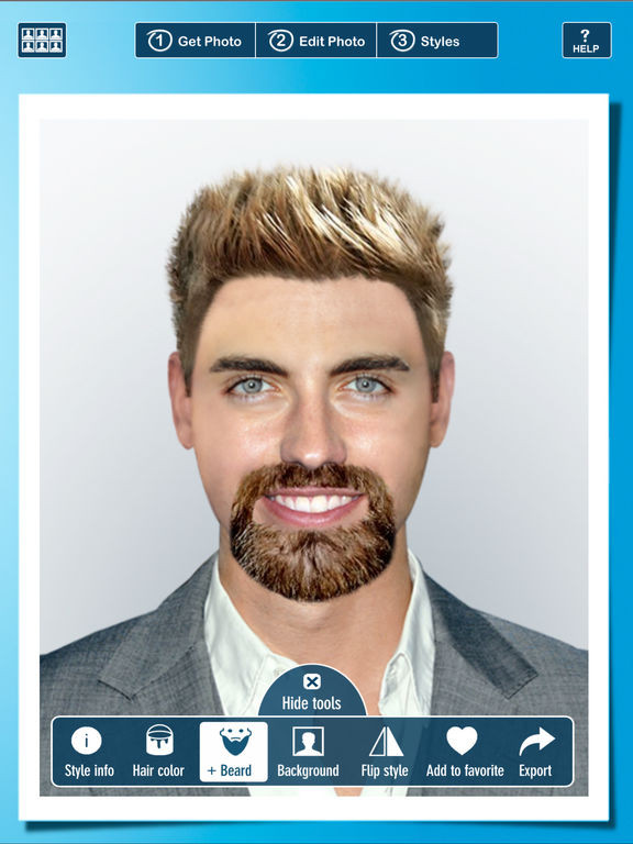 Which Hairstyle Suits Me Male App  What Hairstyle Suits Me Men