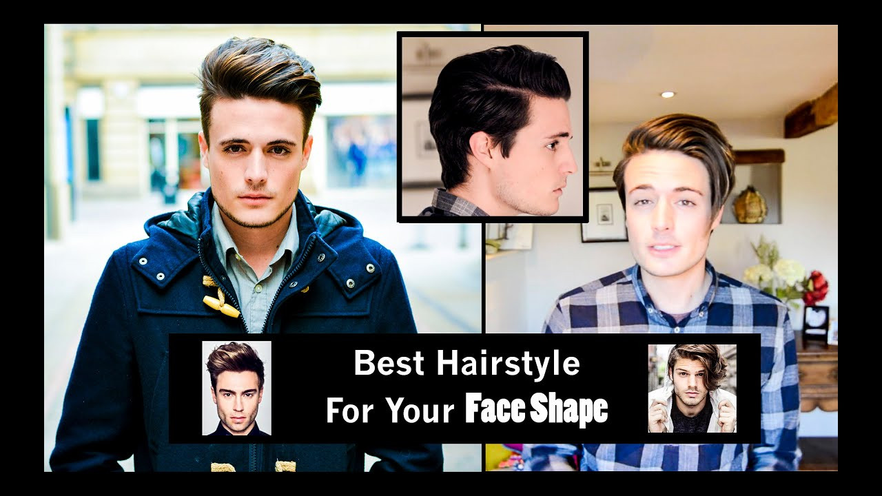Which Hairstyle Suits Me Male App  Choosing the Best Hairstyle for Your Face Shape