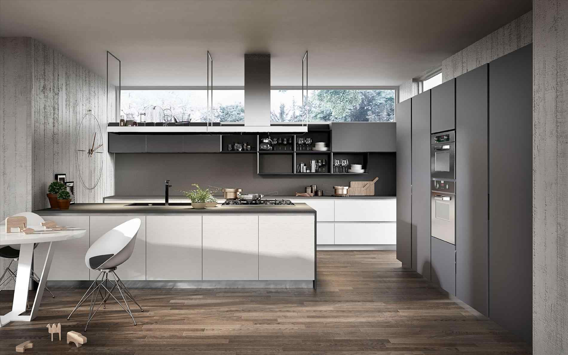 Best ideas about White And Grey Kitchen Ideas . Save or Pin white and grey kitchen designs Now.