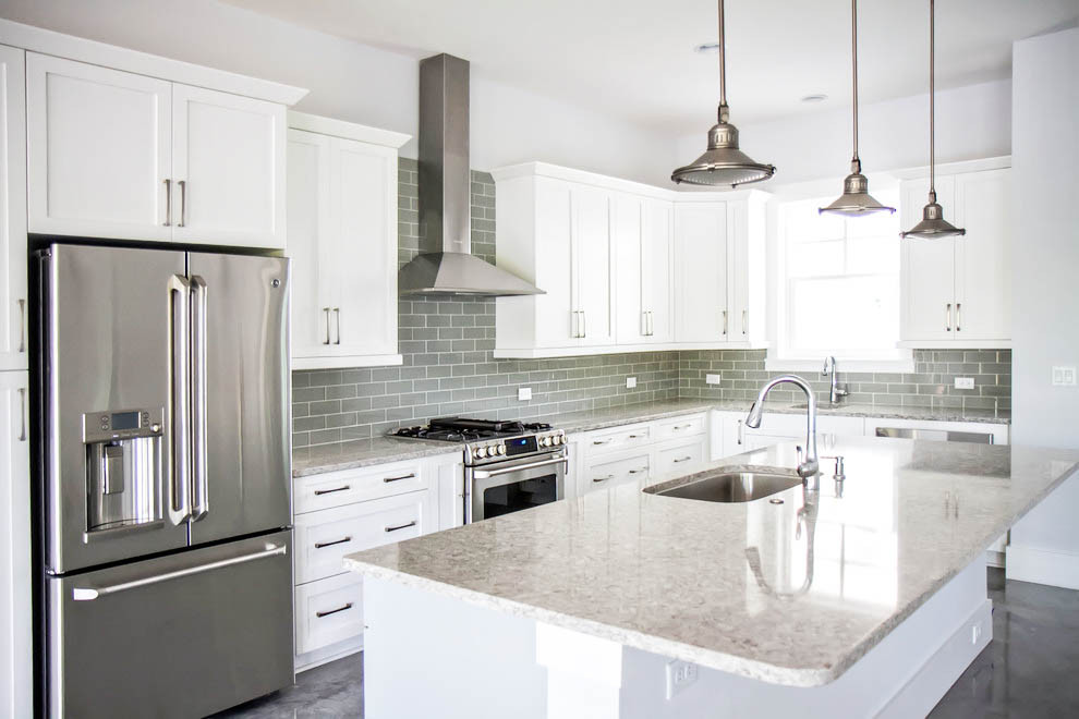 Best ideas about White And Grey Kitchen Ideas . Save or Pin Shop the Room Archives Page 3 of 51 shoproomideas Now.