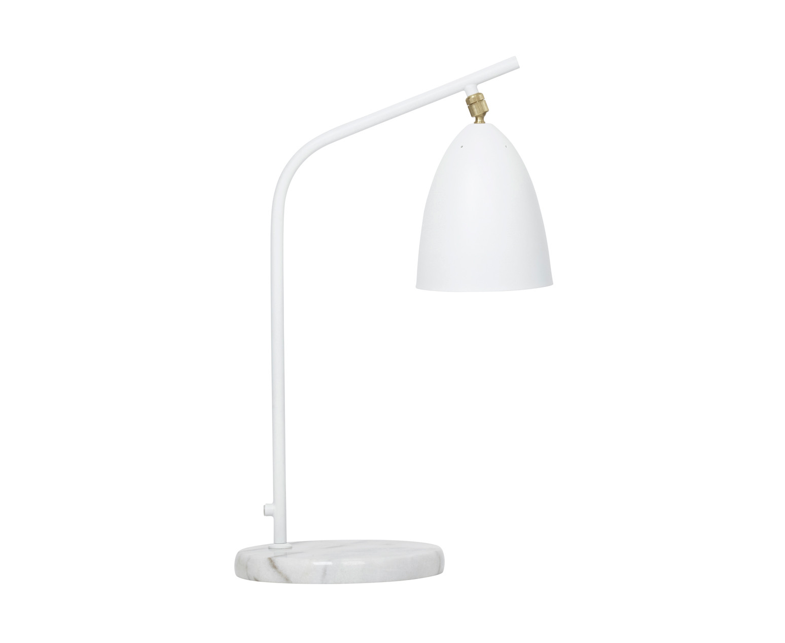 Best ideas about White Desk Lamp . Save or Pin White Moonshot Table Lamp Industrial Metal Lamp Now.