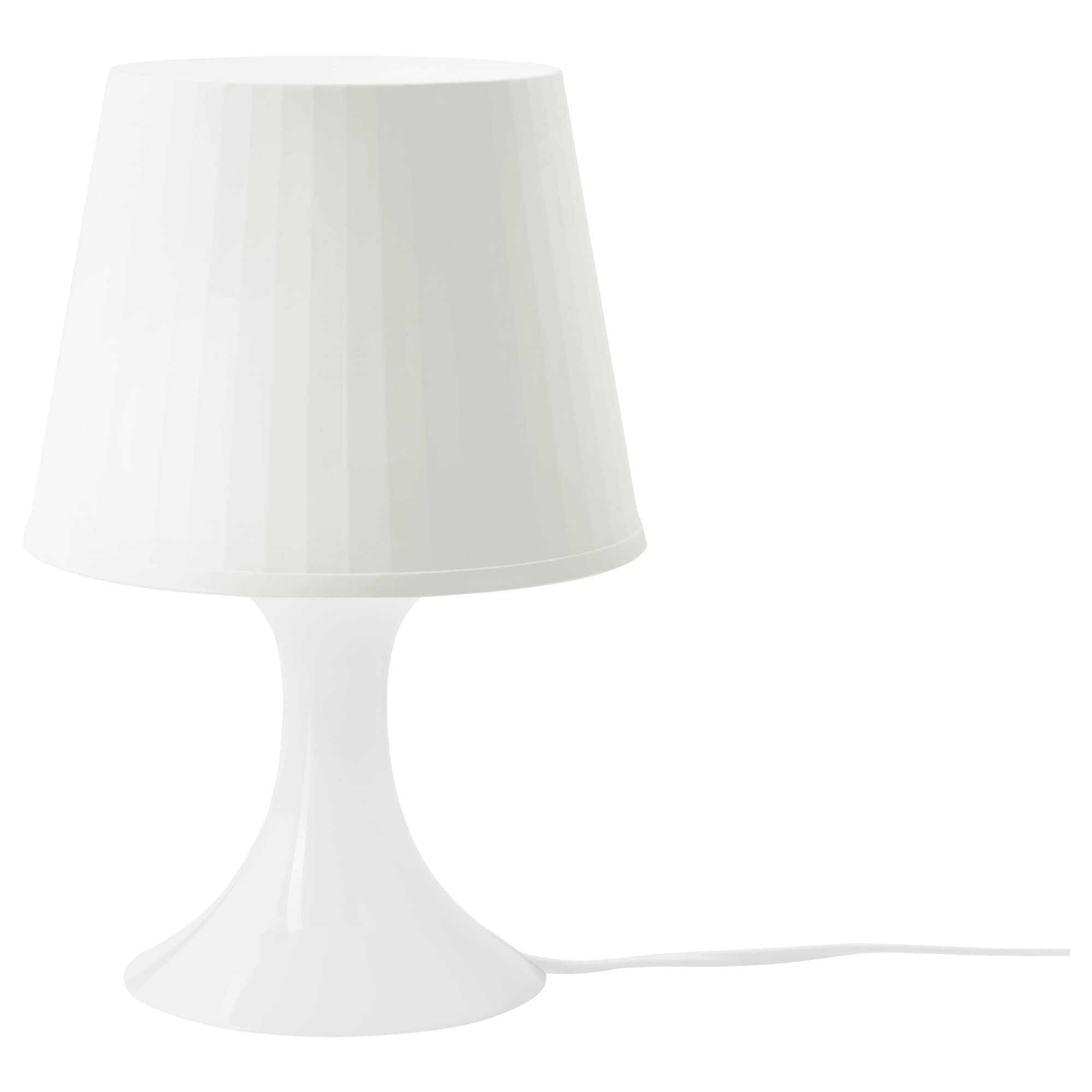 Best ideas about White Desk Lamp . Save or Pin LAMPAN Table lamp White IKEA Now.