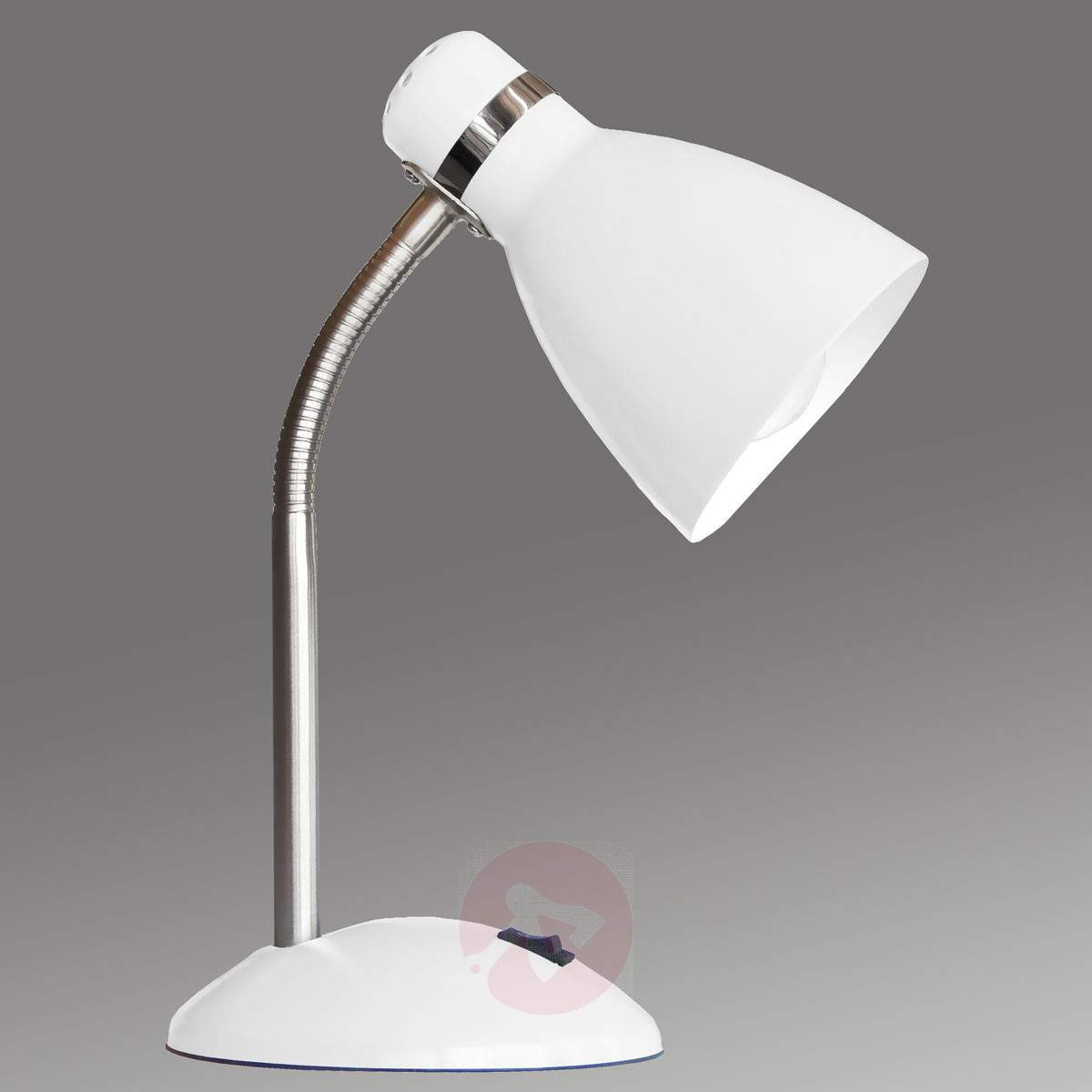 Best ideas about White Desk Lamp . Save or Pin White desk lamp Studio Now.