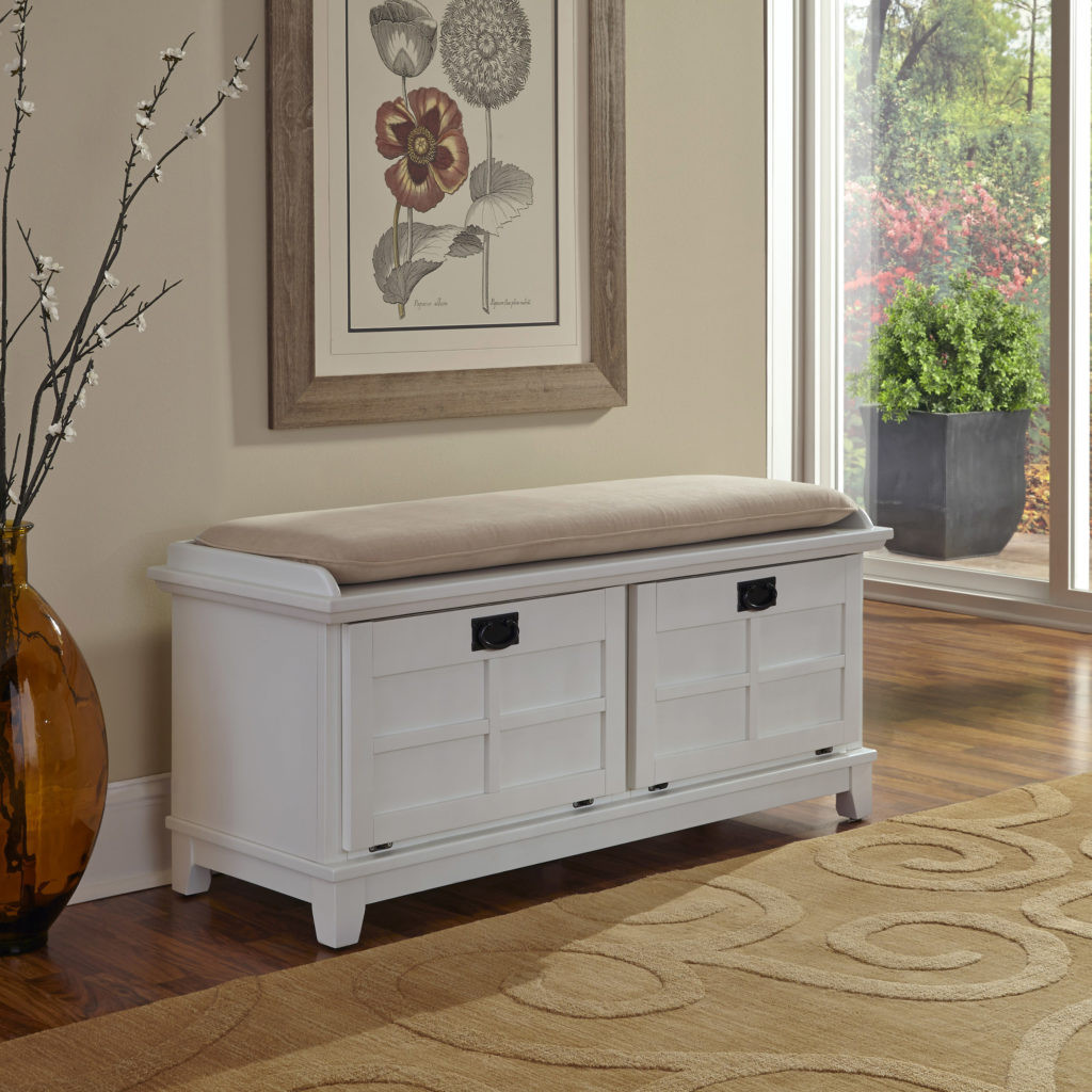 Best ideas about White Entryway Bench . Save or Pin entryway bench and coat rack shoe cubby bench cushioned Now.