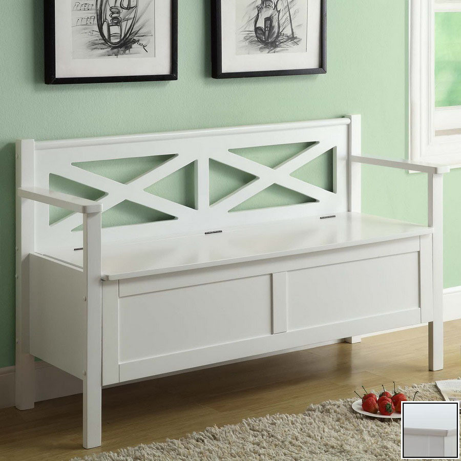 Best ideas about White Entryway Bench . Save or Pin Corner Entryway Bench White — Home Design Entryway Bench Now.