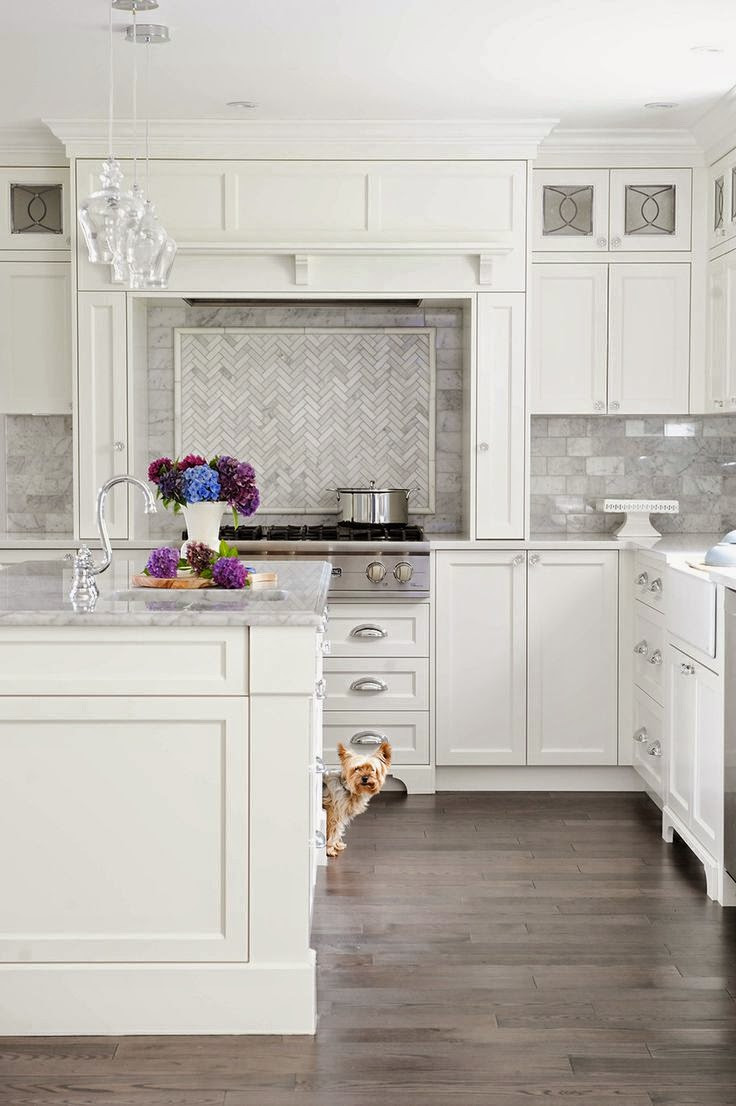 Best ideas about White Kitchen Decor . Save or Pin 53 Best White Kitchen Designs Decoholic Now.
