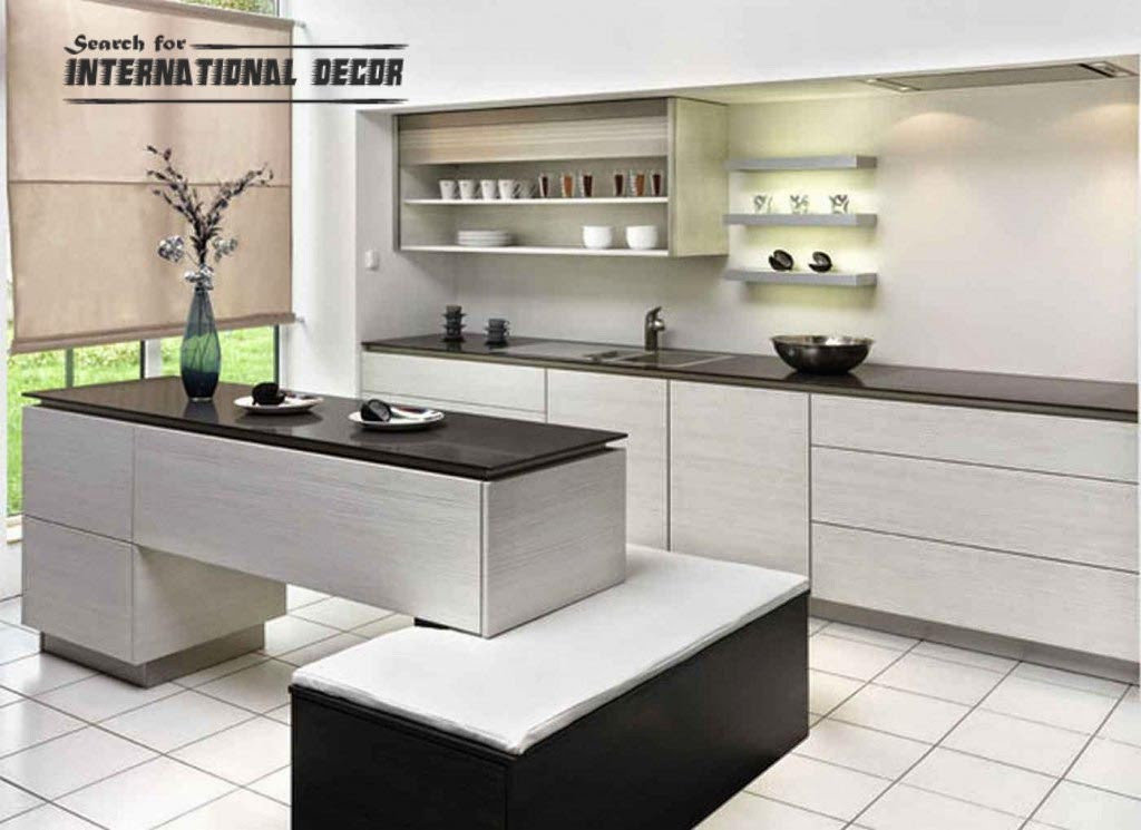 Best ideas about White Kitchen Decor . Save or Pin How to make Japanese kitchen designs and style Now.