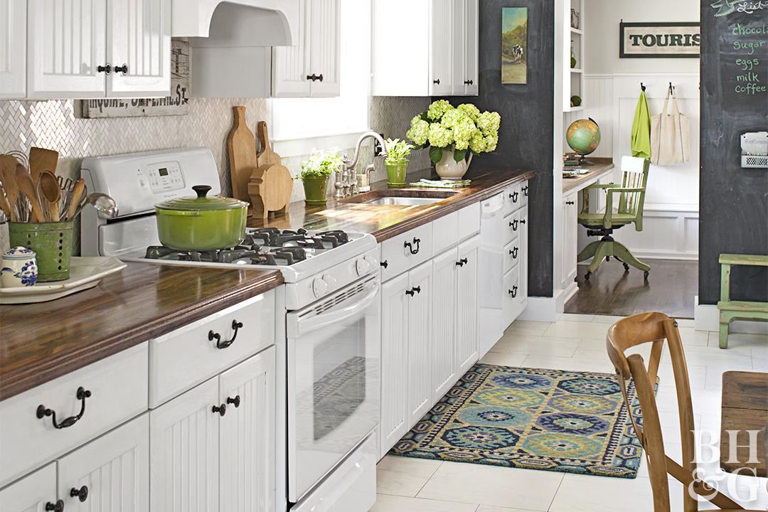 Best ideas about White Kitchen Decor . Save or Pin Kitchen Decorating Now.