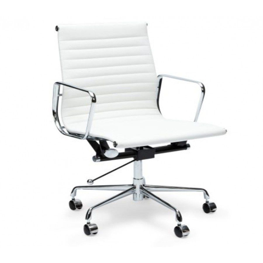 Best ideas about White Office Chair . Save or Pin White fice Chair Low Now.