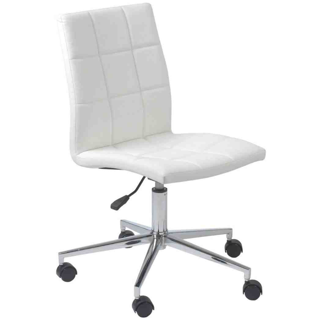 Best ideas about White Office Chair . Save or Pin Cheap White Desk Chairs Home Furniture Design Now.