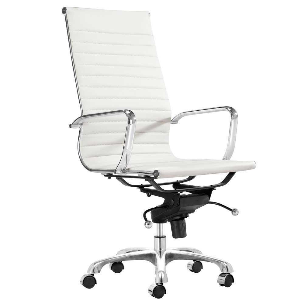 Best ideas about White Office Chair . Save or Pin White Desk Chair Now.