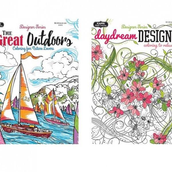 Wholesale Adult Coloring Books  Adult Coloring Books Wholesale Assortment 4 Mazer