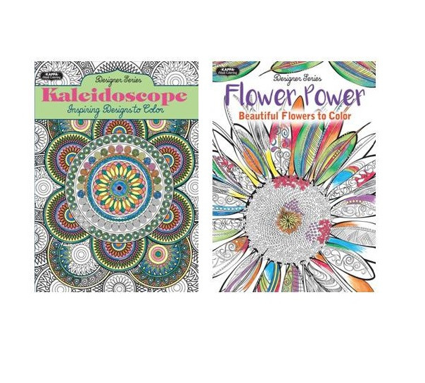 Wholesale Adult Coloring Books  Adult Coloring Books Wholesale Assortment 1 Mazer Wholesale
