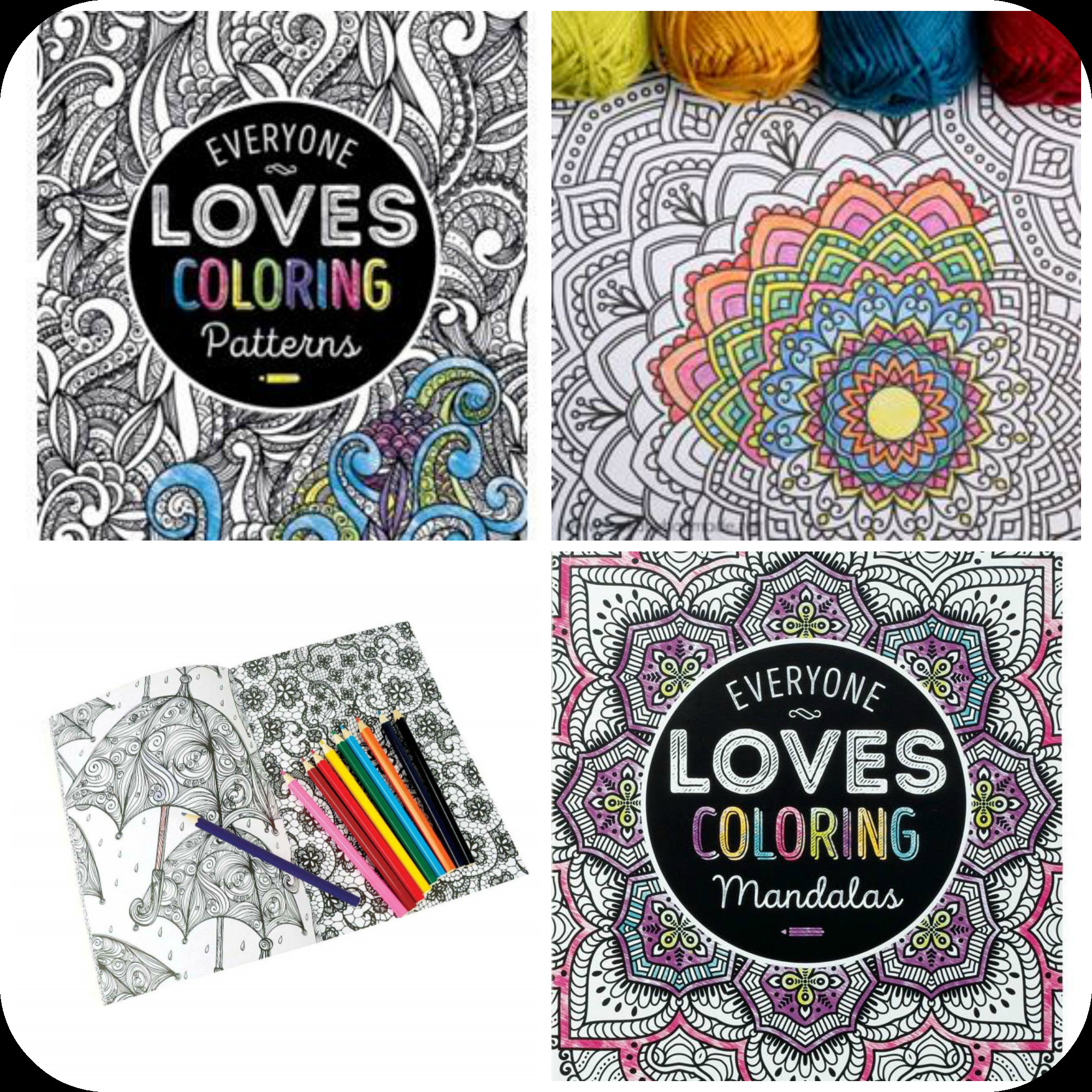 Wholesale Adult Coloring Books  Wholesale Product Spotlight Everyone Loves Coloring