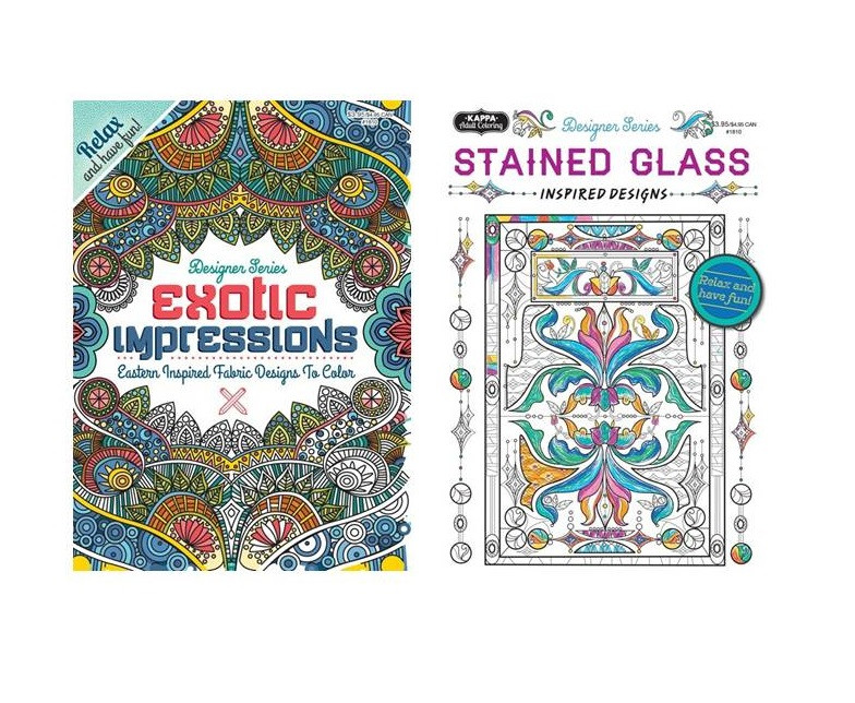 Wholesale Adult Coloring Books  Adult Coloring Books Wholesale Assortment 2 Mazer Wholesale