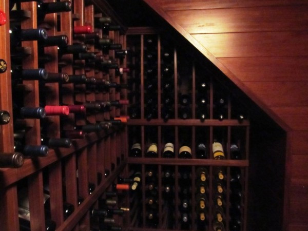 Best ideas about Wilmette Wine Cellar . Save or Pin Closet and Understair Wine Cellars Archives Now.