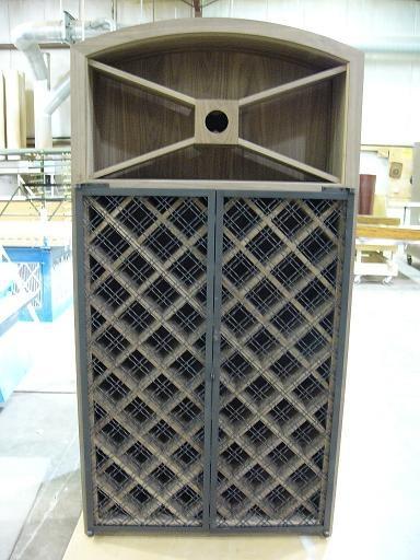 Best ideas about Wilmette Wine Cellar . Save or Pin Wine Cellar Door Custom Oil Rubbed Bronze Now.