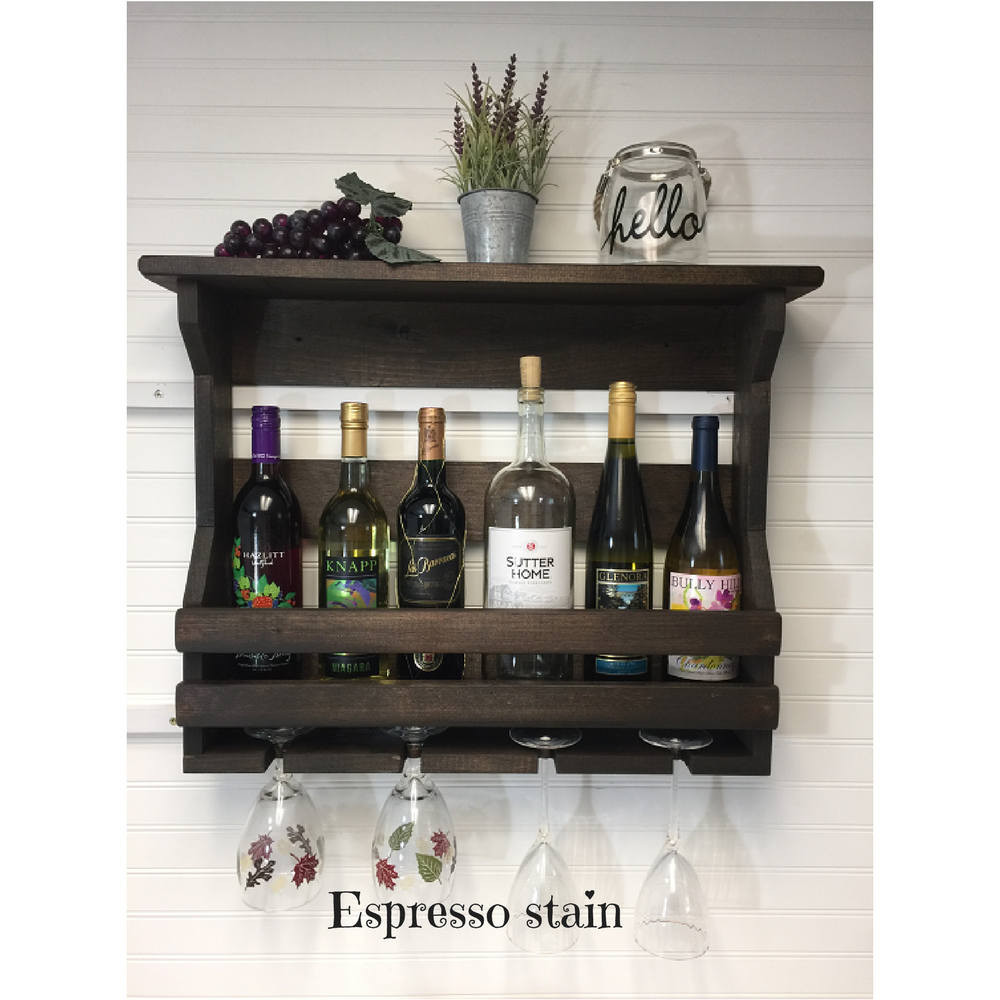 Best ideas about Wine Rack Wall Decor . Save or Pin Wooden wine rack Wall mounted wine rack Now.