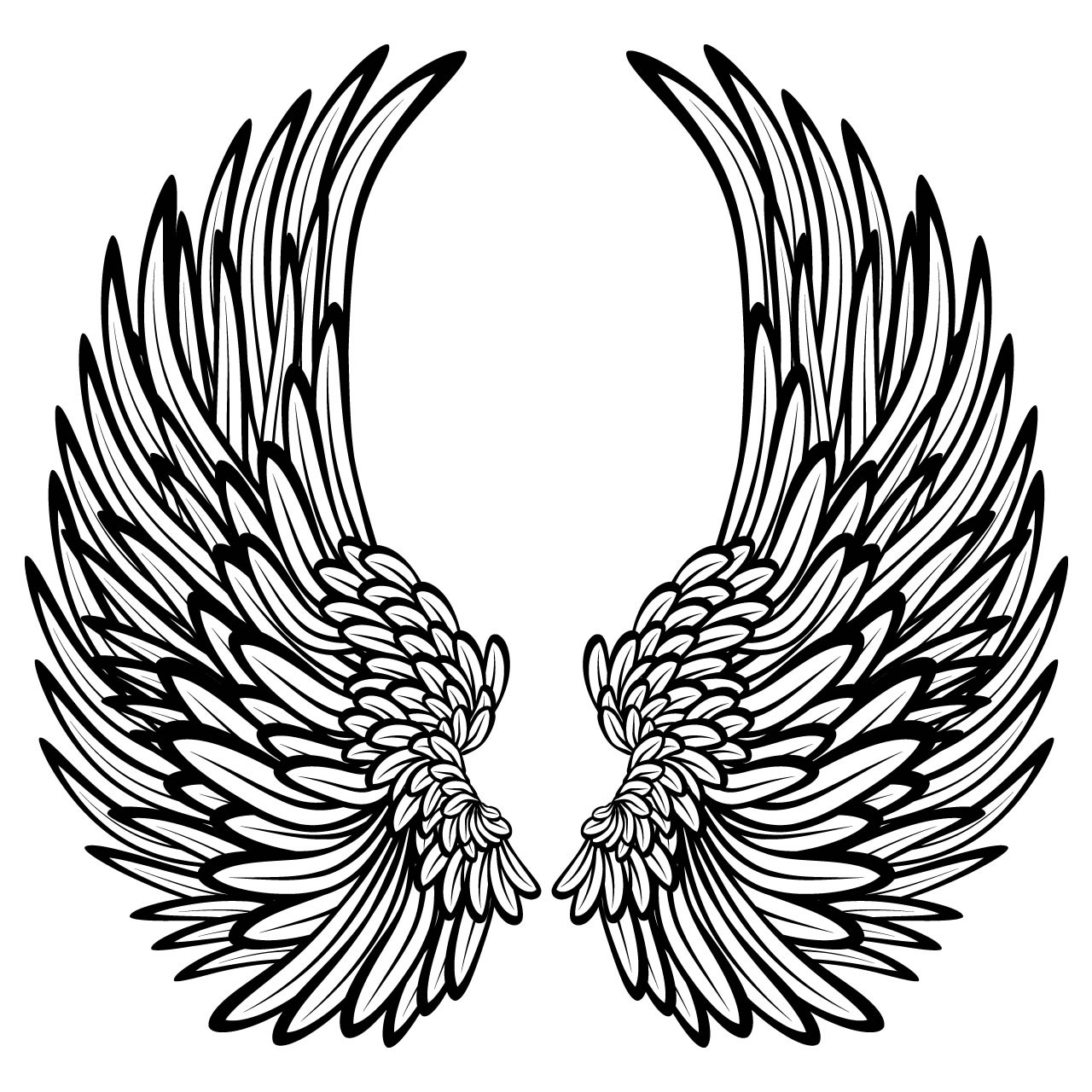 Wings Coloring Pages  Wings Coloring Pages Coloring Coloring Pages