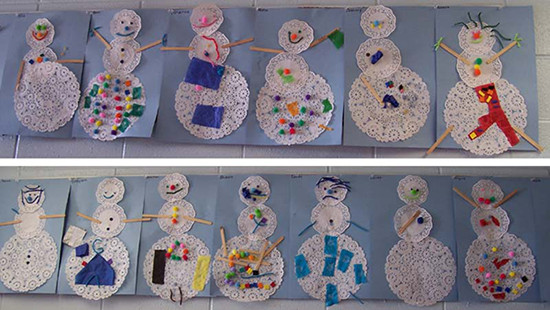 Best ideas about Winter Art Projects For Preschoolers . Save or Pin Winter Theme PreKinders Now.