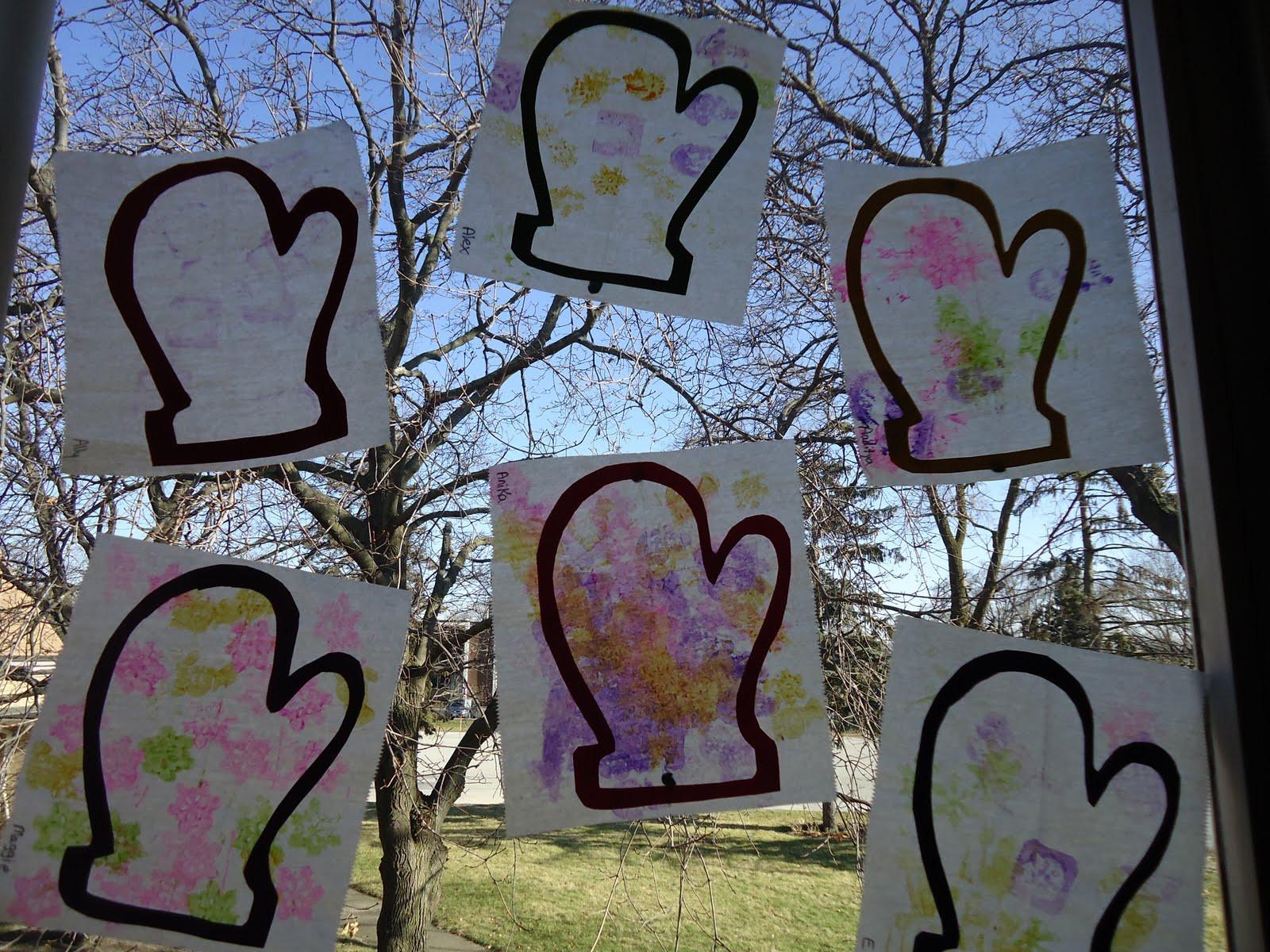 Best ideas about Winter Art Projects For Preschoolers . Save or Pin Trinity Preschool Mount Prospect Winter preschool art Now.