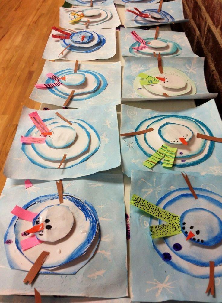 Best ideas about Winter Craft For Kids . Save or Pin 25 bästa Winter Craft idéerna på Pinterest Now.