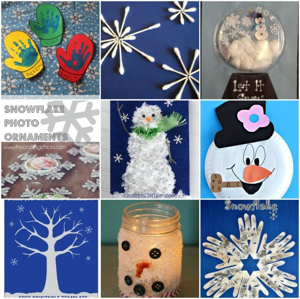 Best ideas about Winter Craft For Kids . Save or Pin kids crafts Archives mother2motherblog Now.