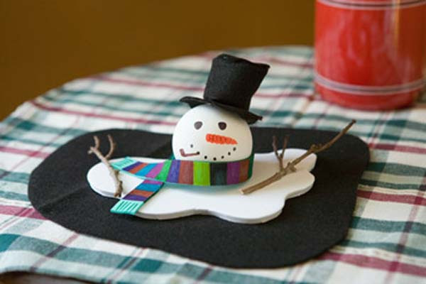 Best ideas about Winter Craft For Kids . Save or Pin Easy winter craft ideas for kids Little Piece Me Now.
