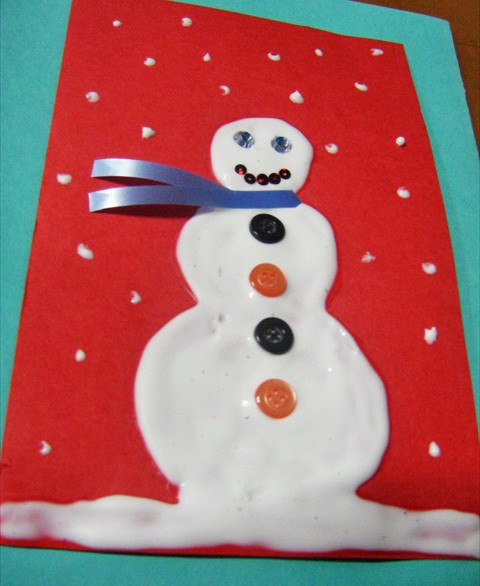 Best ideas about Winter Craft For Kids . Save or Pin easy winter crafts for kids Now.