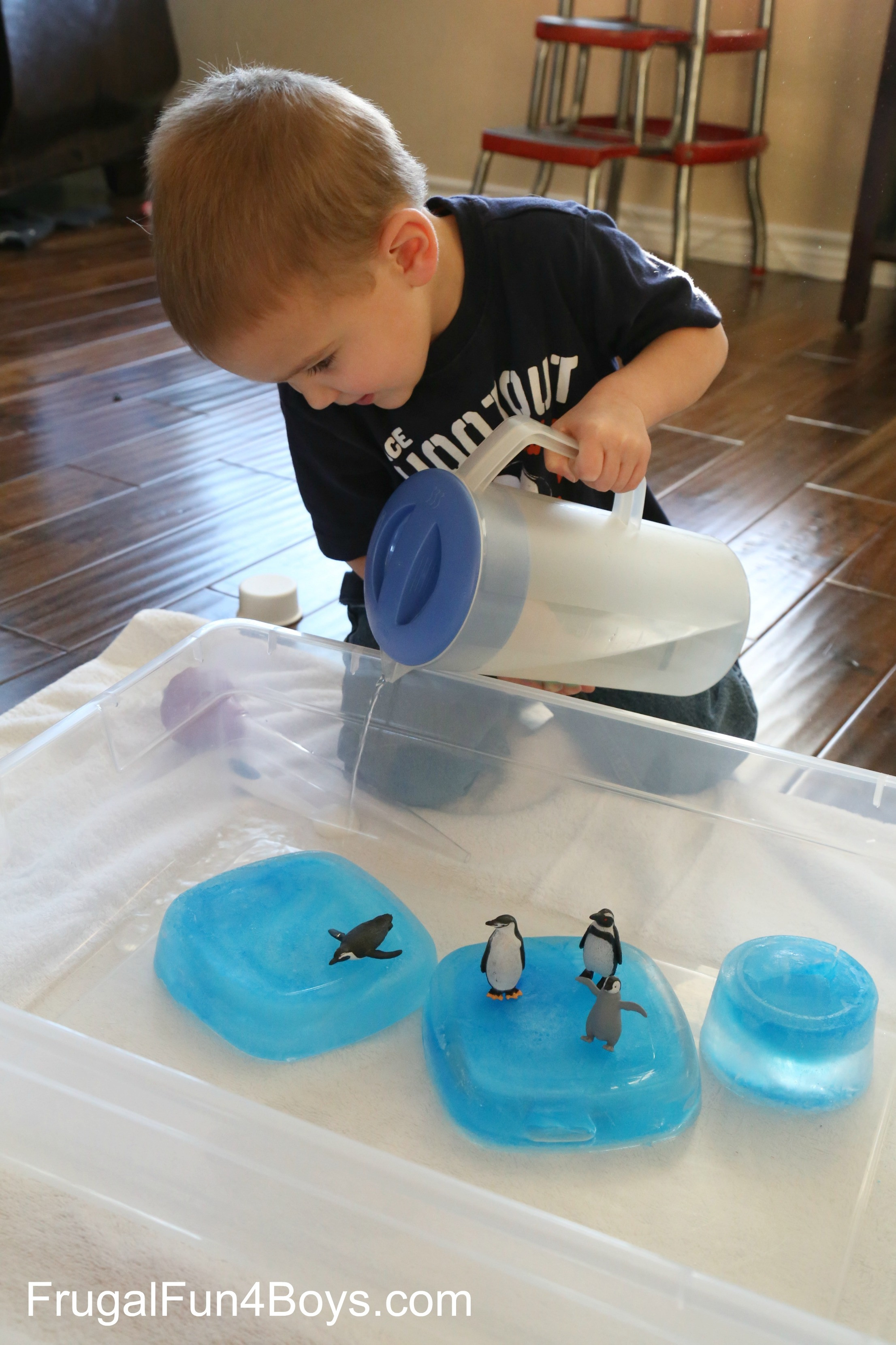 Best ideas about Winter Craft Ideas For Preschoolers . Save or Pin Winter Learning Activities for Preschool Now.