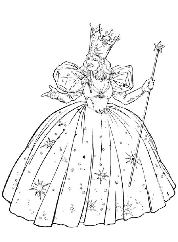 Best ideas about Wizard Of Oz Free Coloring Sheets . Save or Pin Wizard of Oz Coloring Pages Collections Gianfreda Now.