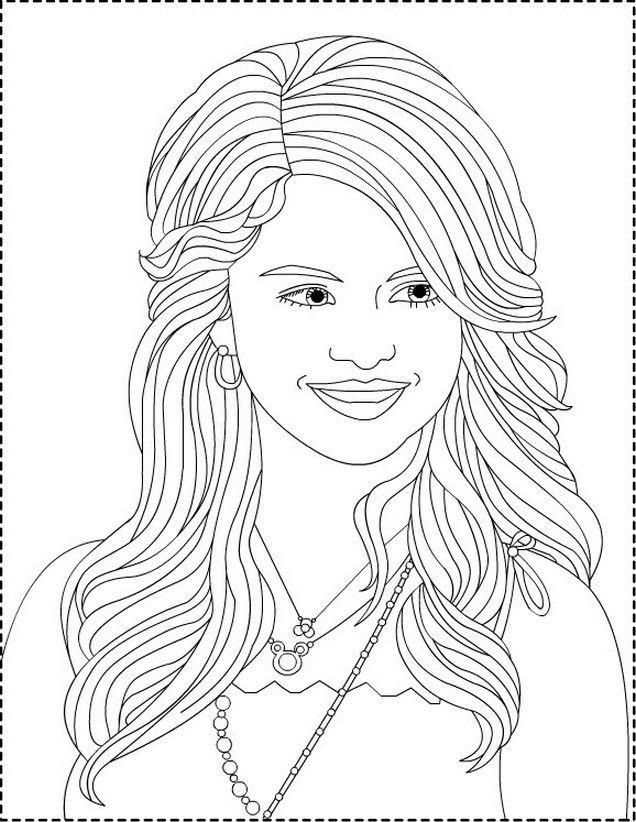 Wizards Of Waverly Place Printable Coloring Pages  Wizards Waverly Place Coloring Pages AZ Coloring Pages