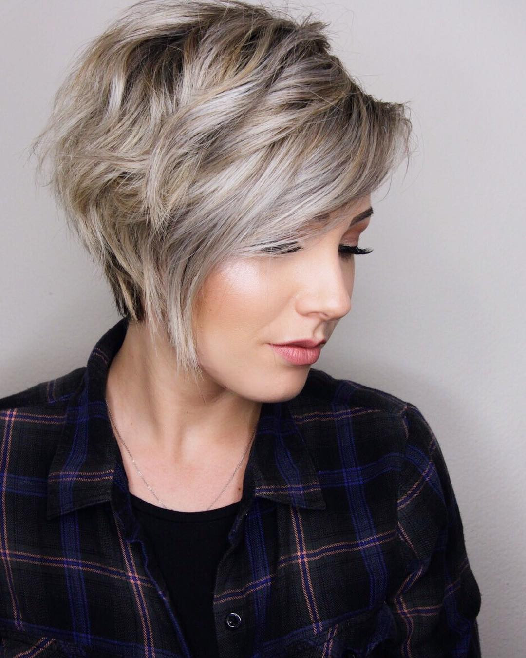 Best ideas about Women Short Layered Haircuts . Save or Pin 10 Trendy Layered Short Haircut Ideas 2019 Extra Now.