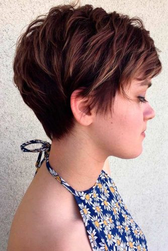 Best ideas about Women Short Layered Haircuts . Save or Pin Short Layered Hairstyles For Women Now.