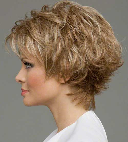 Best ideas about Women Short Layered Haircuts . Save or Pin 2016 Haircuts for Fine Thin Hair WOW Image Results Now.