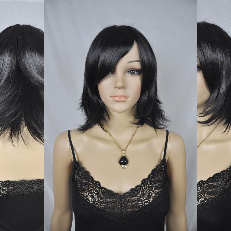 Best ideas about Women'S Medium Haircuts . Save or Pin Women s Natural Looking Synthetic Fiber Medium Shoulder Now.
