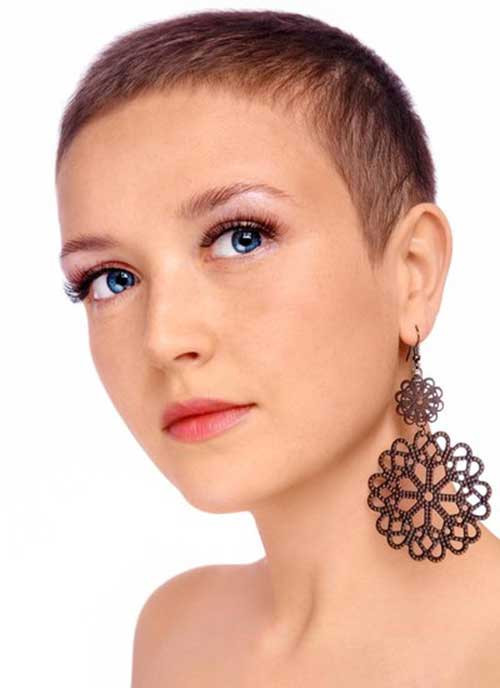 Womens Short Haircuts For Thin Hair  Womens Short Hairstyles for Thin Hair