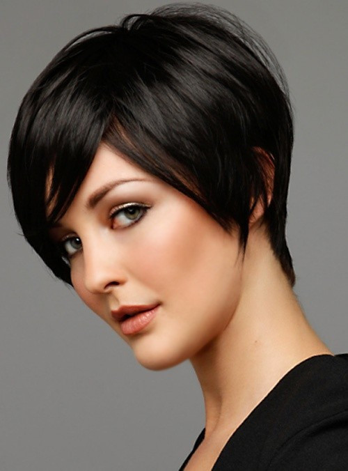 Womens Short Haircuts For Thin Hair  18 Simple fice Hairstyles for Women You Have To See