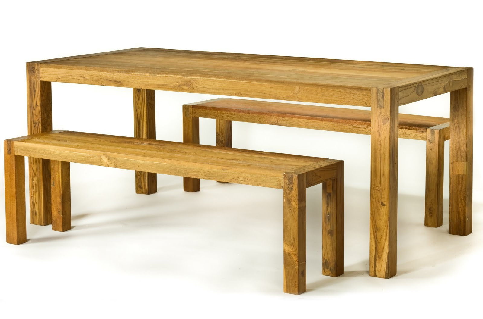 Best ideas about Wood Dining Table . Save or Pin baby green Reclaimed Wood Dining Tables Now.