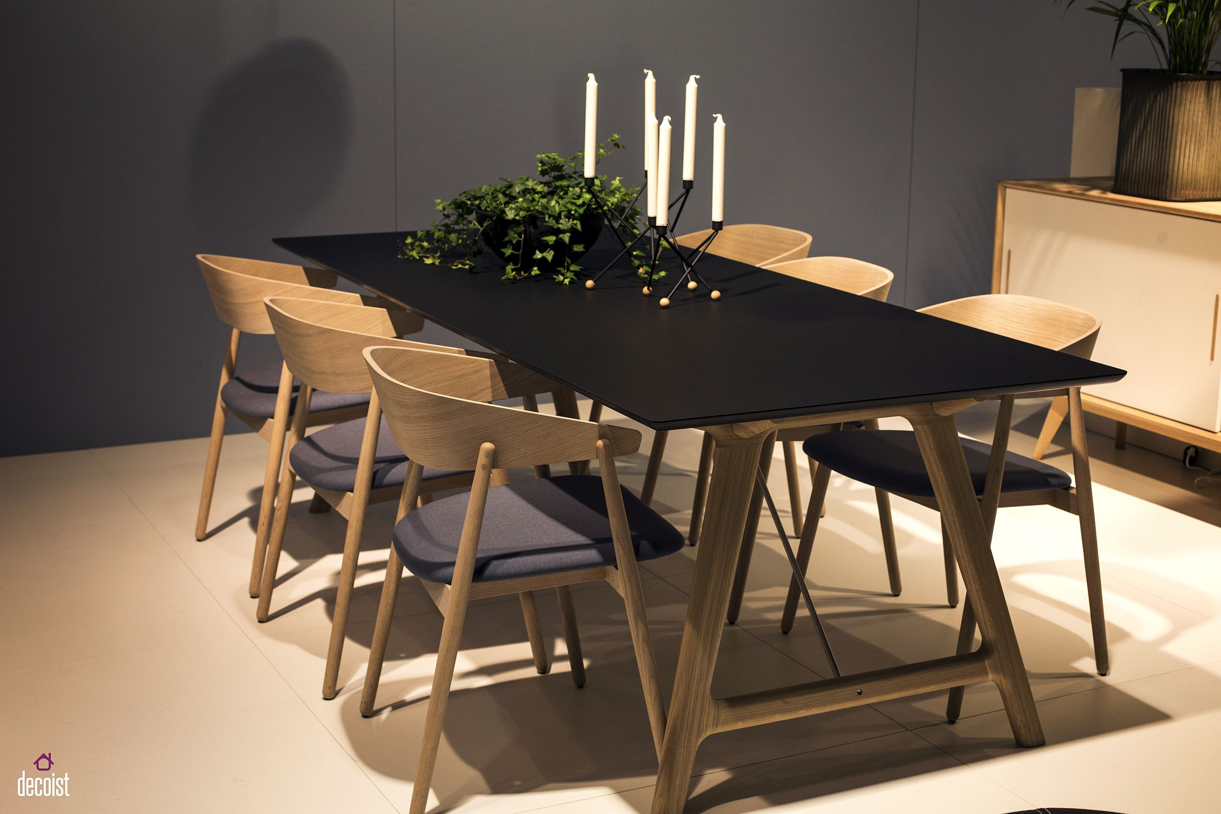 Best ideas about Wood Dining Table . Save or Pin A Natural Upgrade 25 Wooden Tables to Brighten Your Now.