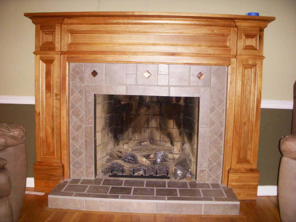 Best ideas about Wood Fireplace Mantels . Save or Pin Contemporary Wood Fireplace Mantels Now.