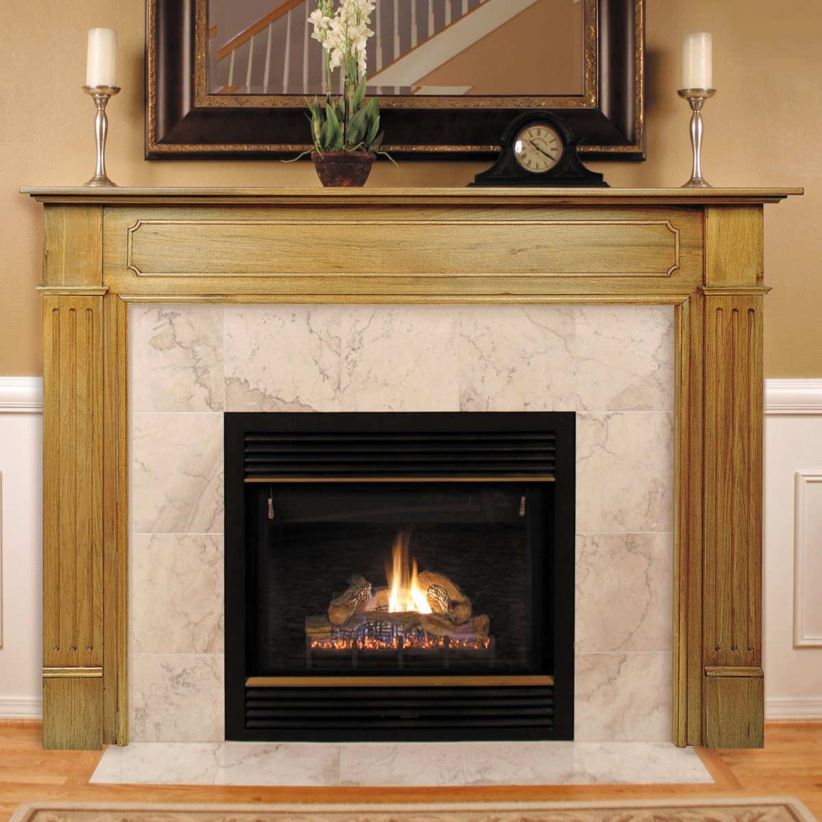 Best ideas about Wood Fireplace Mantels . Save or Pin Tips on How to Find the Best Fireplace Mantels and Now.