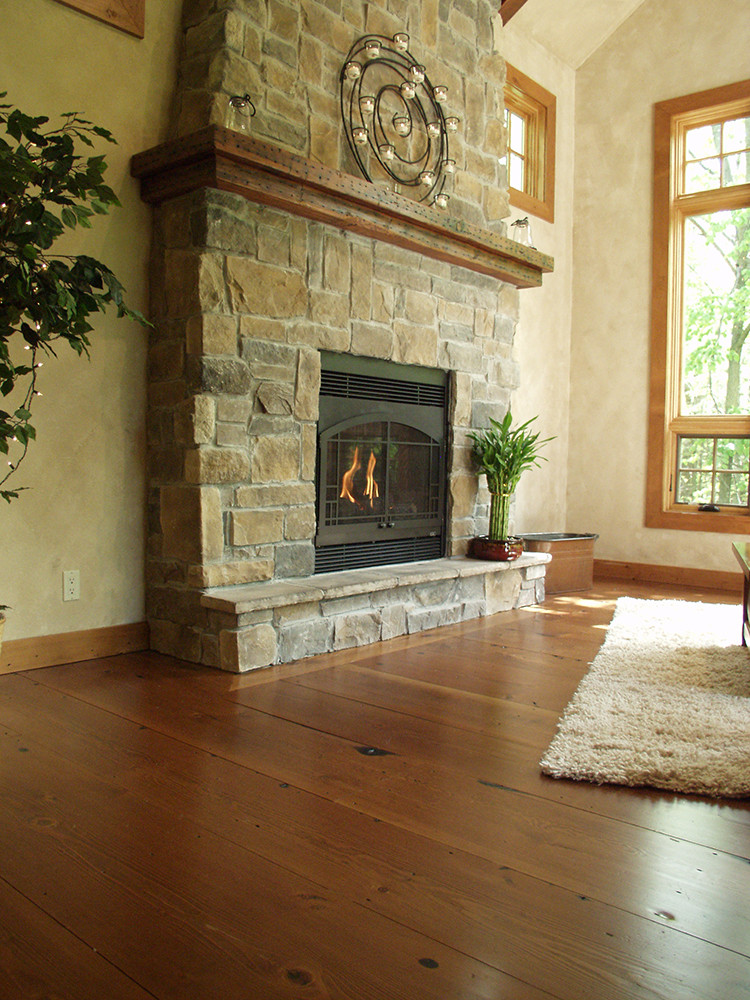 Best ideas about Wood Fireplace Mantels . Save or Pin Reclaimed Wood Fireplace Mantels Now.