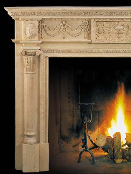 Best ideas about Wood Fireplace Mantels . Save or Pin Wood Fireplace Carved Wood Fireplace Mantels and Now.